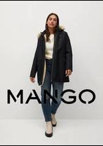 Catalogues et collections MANGO : Grandes Tailles pour Femme 2020