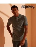 Catalogues et collections Superdry : Polos Hommes
