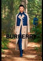 Prospectus Burberry : Collection Printemps/Été 2021 Femme