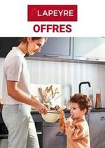 Prospectus Lapeyre : Promotions
