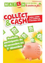 Prospectus Match : Collect & Cash