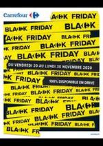 Promos et remises Carrefour : BLACK FRIDAY