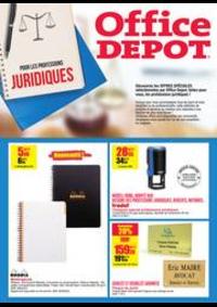 Prospectus Office DEPOT Paris 8 - Pepiniere : Catalogue Office Depot
