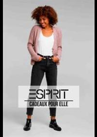 Prospectus Esprit Namur : Cadeaux pour elle
