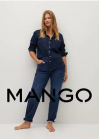 Prospectus MANGO PARIS 16 - Rue de passy : Denim Grandes Tailles 2020 | Violeta by Mango