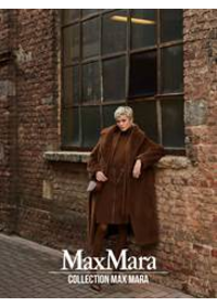 Prospectus Max Mara Le Chesnay  : Collection Max Mara