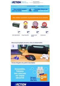 Prospectus Action Ivry-sur-Seine : Promotions de la semaine