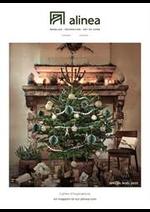 Prospectus Alinéa : Catalogue Noël 2020