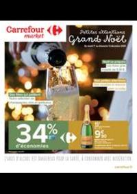 Prospectus Carrefour Market NOISY LE SEC : Petites attentions Grand Noël