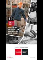 Prospectus RABONI : EPI 2020/21