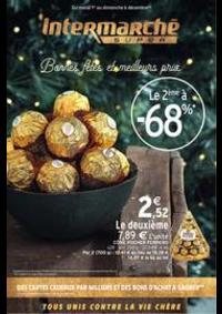 Prospectus Intermarché Super Moussy le Neuf : Bonnes fêtes et meilleurs prix