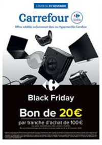 Prospectus Carrefour BRUGGE : Offres Carrefour Black Friday