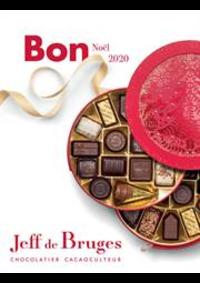Prospectus Jeff de Bruges Paris : Bon Noël 2020