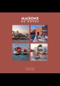 Prospectus Maisons du Monde Namur - Champion : Outdoor Collection 2020