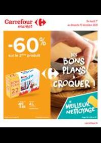 Prospectus Carrefour Market NOISY LE SEC : Des bons plans à croquer