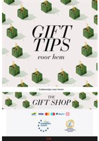 Prospectus ZEB Sint-Genesius-Rode : Gift Tips Voor Hem