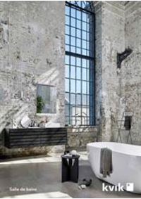 Prospectus Kvik ERPENT : Salle de bains