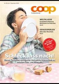 Prospectus Coop Supermarché Busswil Bei Büren : Coopzeitung
