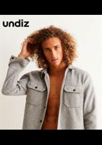 Prospectus Undiz VELIZY-VILLACOUBLAY : Nouveautés Homme