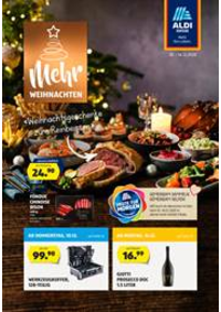 Prospectus Aldi Bern - Eigerstrasse  : Aldi Flipbook KW50 2020