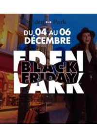 Promos et remises Eden Park PARIS : Offre Eden Park Black Friday