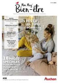 Prospectus Auchan Val d'Europe Marne-la-Vallée : Un hiver en mode cocooning