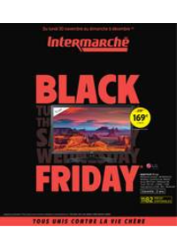 Prospectus Intermarché Super Douvaine : Offre Intermarché Black Friday
