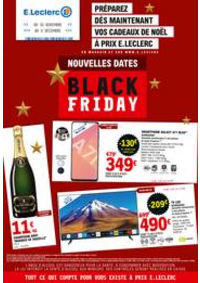 Prospectus E.Leclerc PANTIN : BLACK FRIDAY
