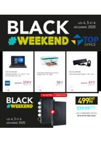 Prospectus Top Office Lille Villeneuve d'Ascq : Offre Top Office Black Friday