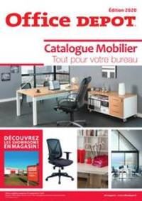 Prospectus Office DEPOT Paris 16 - Trocadero : TOUT LE MOBILIER POUR VOTRE BUREAU