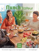 Prospectus Flunch : Flunch traiteur