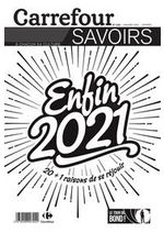 Prospectus Carrefour : ENFIN 2021 !