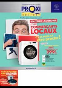 Prospectus Proxi Confort MOREZ : Soutenir l'économie et les commerçants locaux