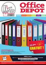 Prospectus Office DEPOT : Catalogue Office Depot