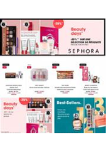 Prospectus Sephora : Beauty Days