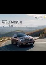 Promos et remises  : Nouvelle Renault Megane