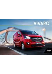 Guides et conseils Opel : Vivaro