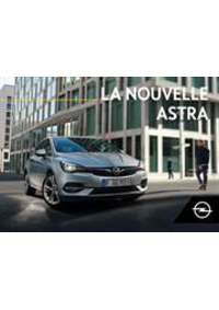 Guides et conseils Opel Enghien : Astra