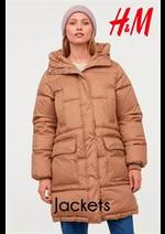 Catalogues et collections H&M : Jackets