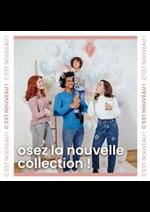 Catalogues et collections La Halle : Osez la nouvelle collection !