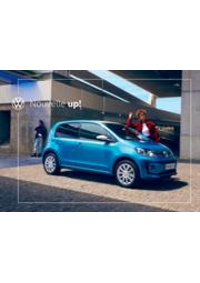 Prospectus Volkswagen ISSOIRE : Volkswagen UP!