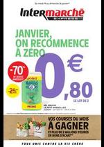 Promos et remises  : JANVIER, ON RECOMMENCE À ZÉRO