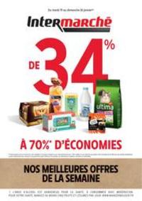 Prospectus Intermarché Super Champagnole : NOS MEILLEURES OFFRES DE LA SEMAINE
