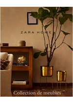 Prospectus ZARA HOME : Collection de meubles
