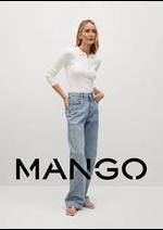 Prospectus MANGO : Sustainable Choice pour Femme