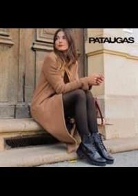 Prospectus Pataugas Paris : Les Nouveautés