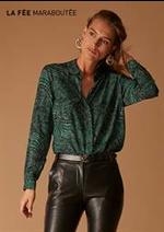 Prospectus La Fée Maraboutée : Chemises & Blouses