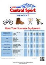 Promos et remises  : Central Sport
