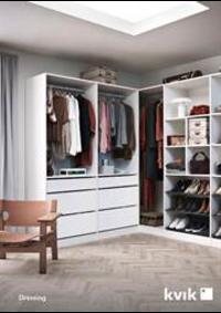 Prospectus Kvik AUDERGHEM : Wardrobe