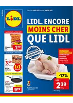 Prospectus Lidl : Folder Lidl